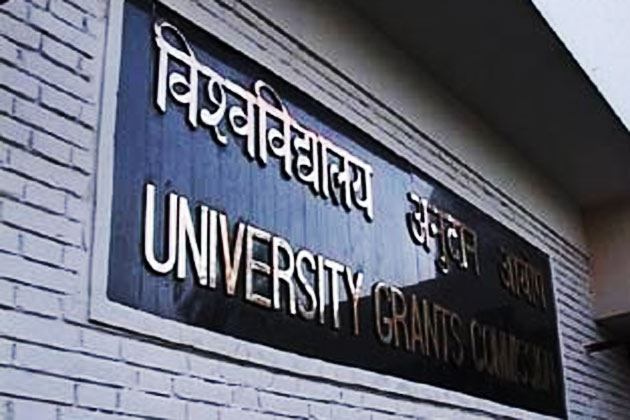 Controversy over UGC Notice