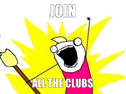 join all clubs