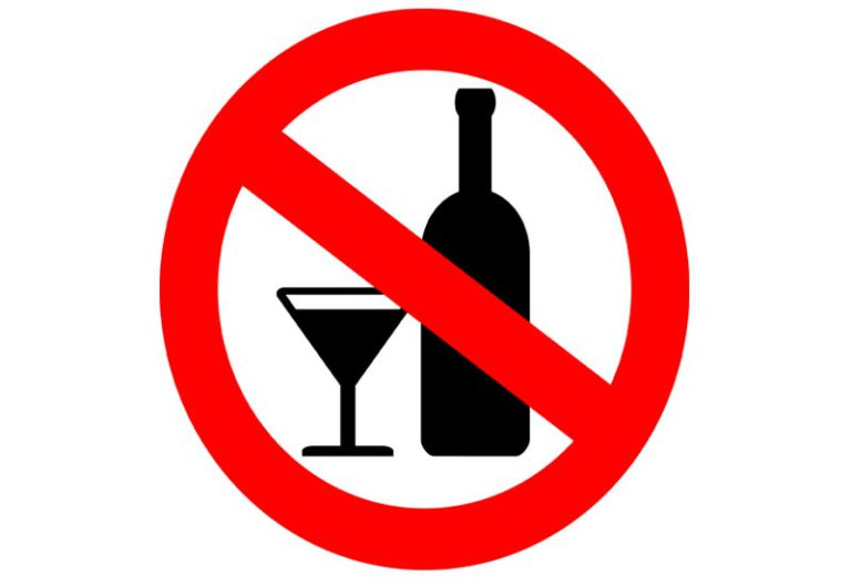 BOOZE BAN: RIGHT OR WRONG?