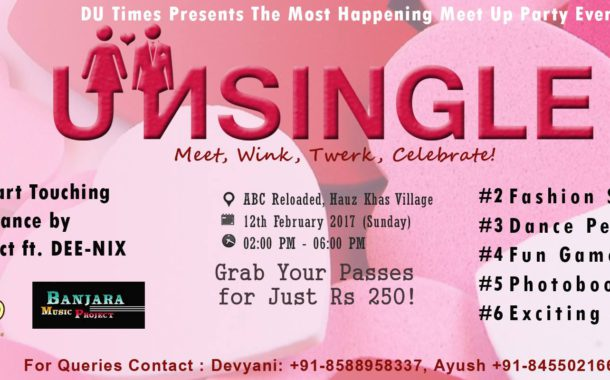 Unsingle - Meet, Wink, Twerk and Celebrate