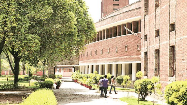 Another feather on the cap of Delhi University as Alumni makes history