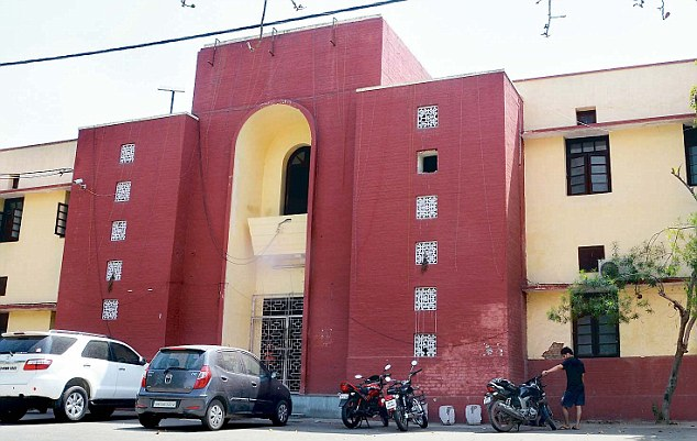 Student House in Delhi