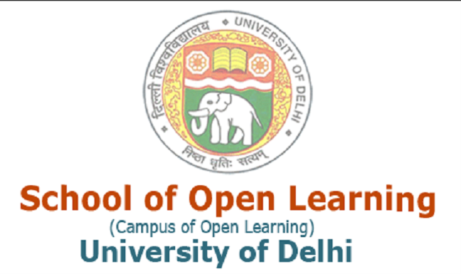 Delhi University SOL Admissions Started from June 1