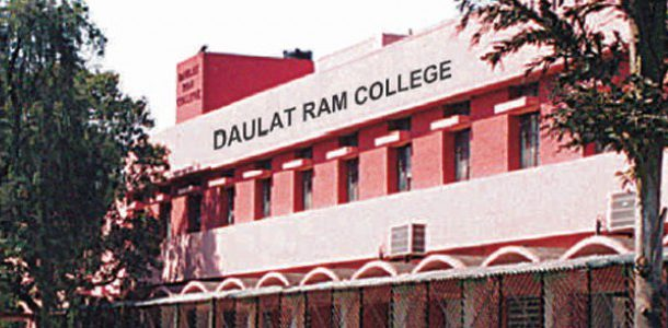 Students of DU's Daulat Ram College Move Court Over Admissions