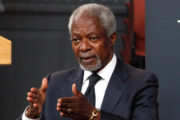 The Peace Angel - Kofi Annan