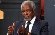 The Peace Angel - Kofi Annan
