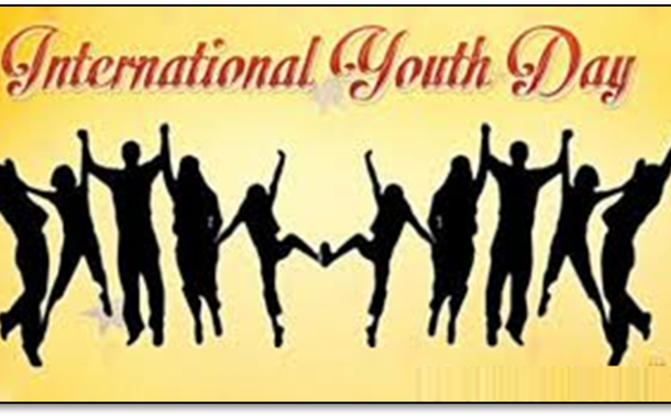 International Youth Day : 12th August, 2018