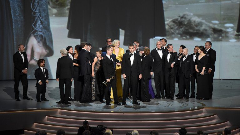 Game Of Thrones: Wins Overall 9 Awards For Being AnOutstanding Drama Series