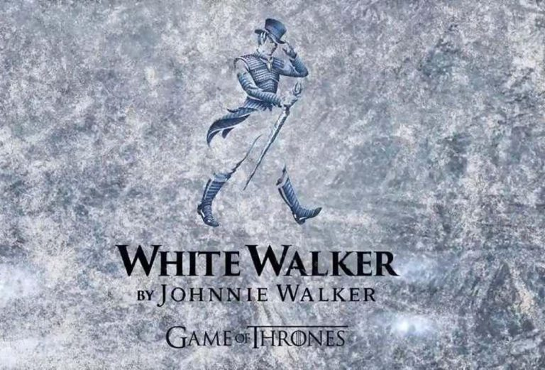 Johnnie Walker Introduces Game of Thrones-Inspired Whiskey White Walker