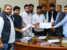 AISA and NSUI demand fresh elections