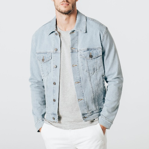 Image result for denim mens jacket