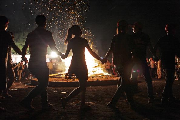 Image result for NYE bonfire