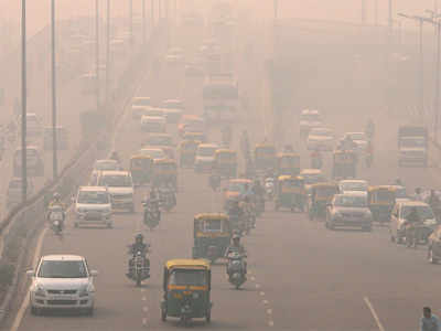 Pollution of Metros