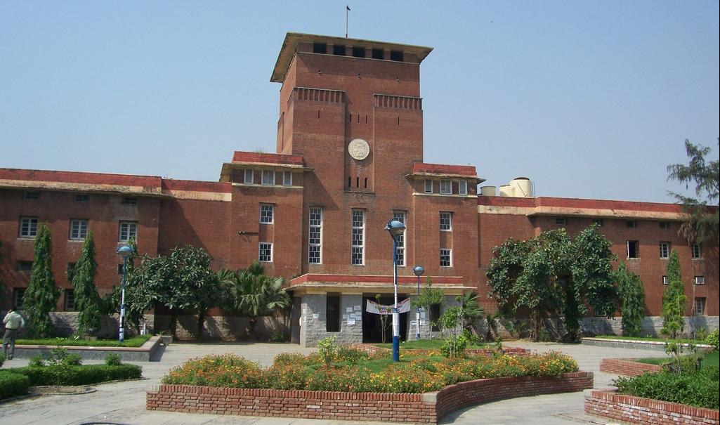 Image result for university of delhi