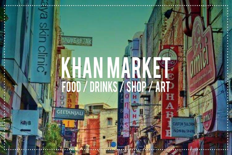 Image result for khan market delhi