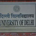 Delhi University VC