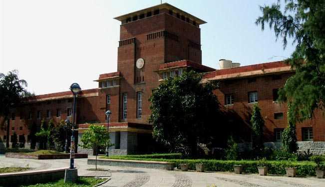 Delhi University provides E-learning Platform. Provides number of e-courses