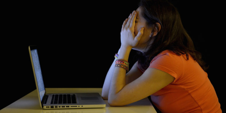Another Cyberbullying case came into notice from Lakshmibai College and Ram Lal Anand college