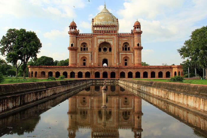 Must Visit Monuments Safdarjung Tomb