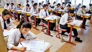 CBSE Class 10 and 12 evaluation