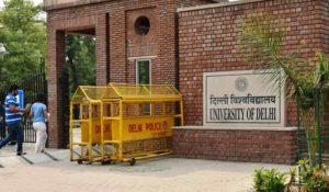 University of Delhi insists Open Book Exams