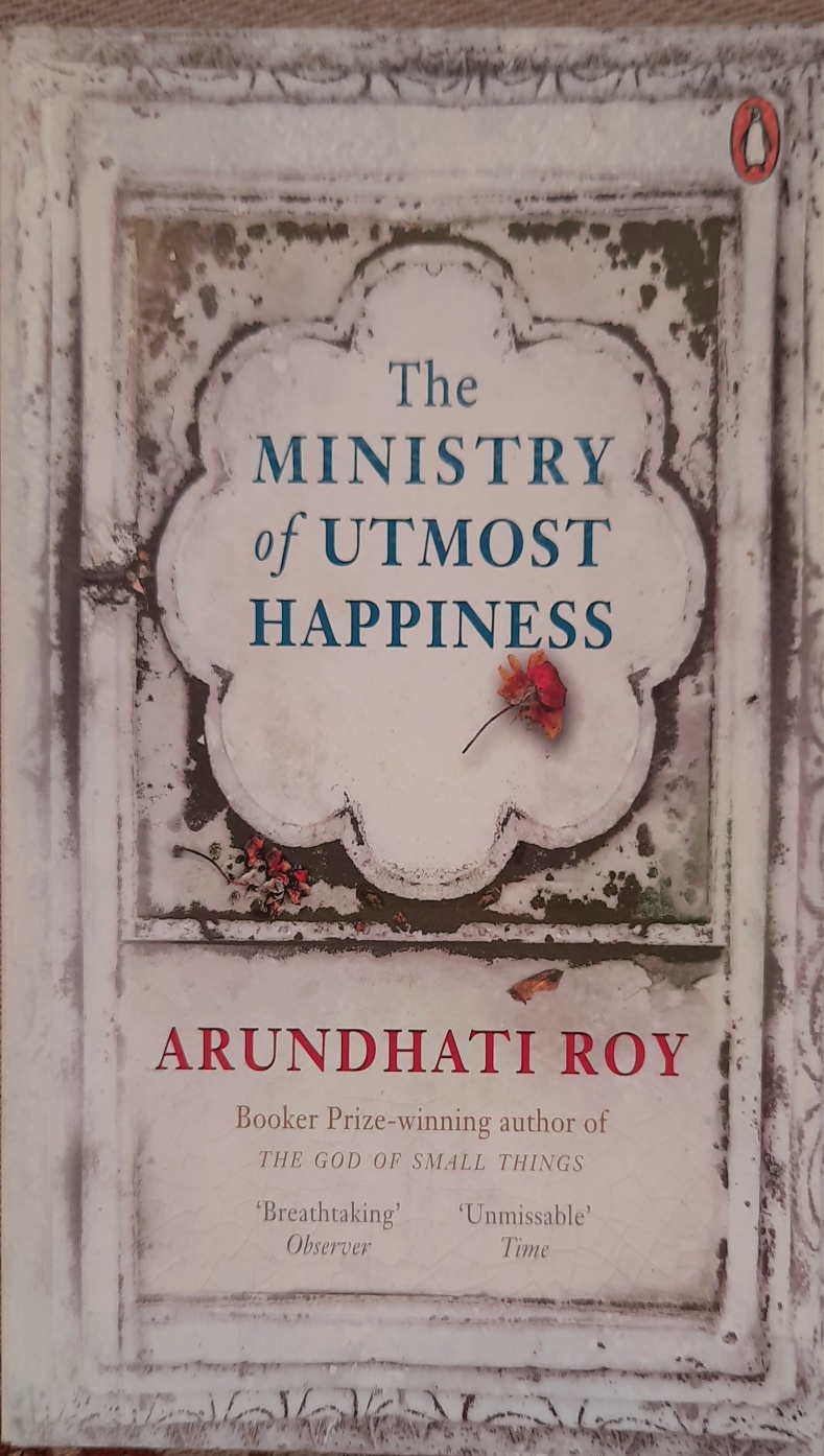Book Recommendations The Ministry of Utmost Happiness