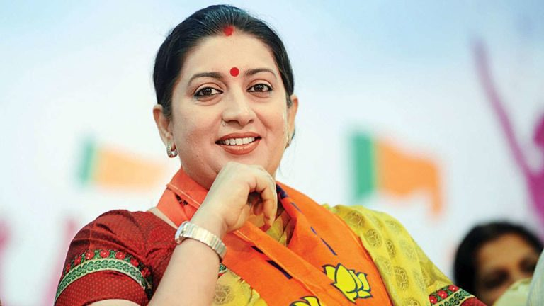 Smriti Irani Shares Motivational Quotes on Instagram Story, Says to Be Strong