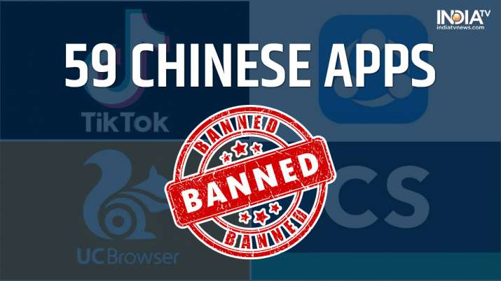 Indian Government Bans 59 Chinese Apps; List Include TikTok, Shareit