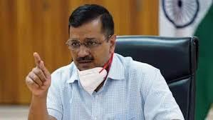 Delhi Chief Minister in self quarantine